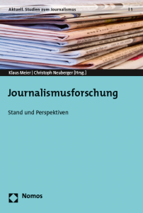 Buch Journalismusforschung