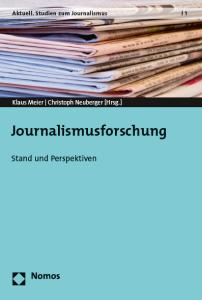 Buch Journalismusforschung