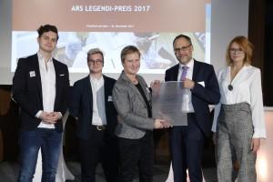 Ars-Legende-Preis 2017